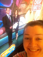 """""""KARL STEFANOVIC AND I""""     ..oh…I MEAN, """"SHOPPING FRESH AND SMART ON THE TODAY SHOW"""""""