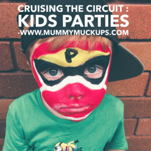 CRUISING THE CIRCUIT : Kids Parties
