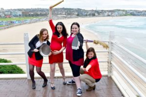 MOTHERHOOD THE MUSICAL : Knee crossing laughs by the Bondi Theatre Company